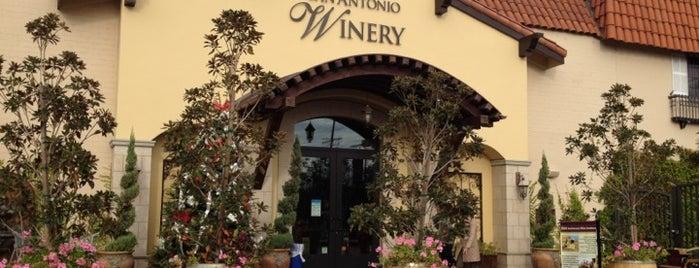 San Antonio Winery is one of Top 10 dinner spots in Los Angeles, CA.