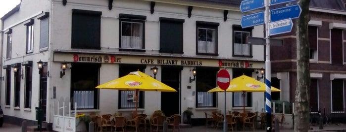 Café Babbels is one of Cafe's & Restaurants in Kerkdriel.