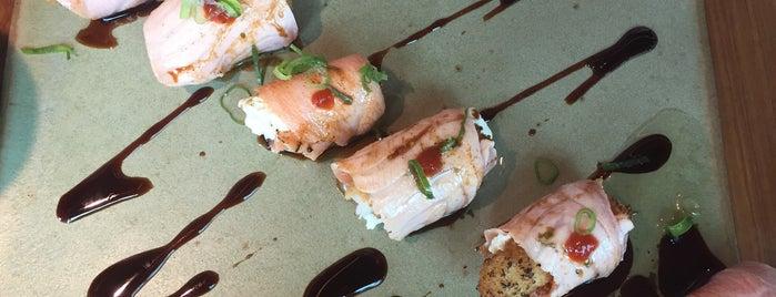 Hamura Oriental is one of Guia Rio Sushi by Hamond.