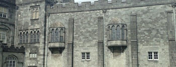 Kilkenny Castle is one of Hans Zimmer — Irish Pub.