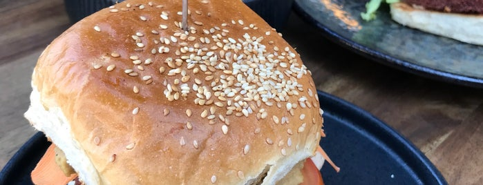 Vegan Snackbar by Attila Hildmann is one of Berlin | Vegane Restaurants.