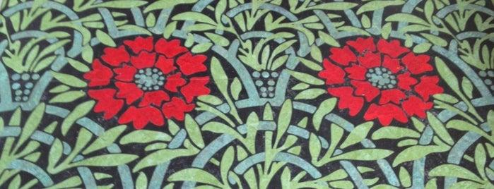 William Morris Gallery is one of Walthamstow Wonders.