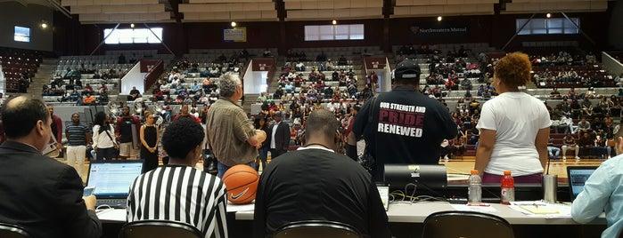 McDougald-McLendon Gymnasium is one of North Carolina.