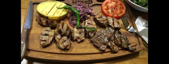 Lezz-Et Steakhouse is one of İzmir.