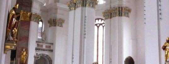 Jesuitenkirche is one of Karlsruhe + trips.
