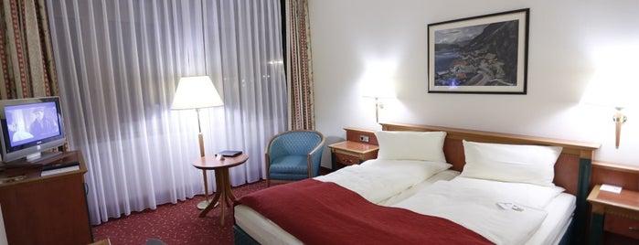 SI Hotel Steglitz International is one of Berlin / Germany.