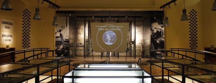 AlliiertenMuseum is one of Berlin for free.