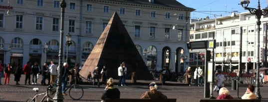 Pyramide is one of Karlsruhe + trips.