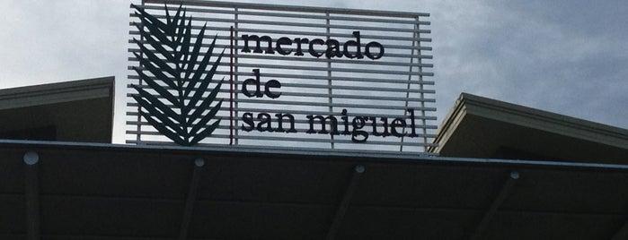 Mercado de San Miguel is one of Filipinler-Manila ve Palawan Gezilecek Yerler.