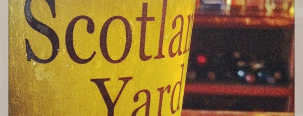 Scotland Yard Pub is one of Rochester, NY Craft Beer Destinations.