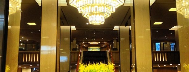Imperial Hotel Tokyo is one of 気になる場所.
