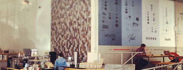 Blue Bottle Coffee is one of Must-visit Coffee Shops in San Francisco.
