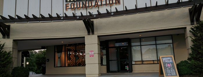 Foundation Social Eatery is one of Atlanta At Its Best.
