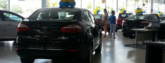 Forlan FORD is one of Dealers.