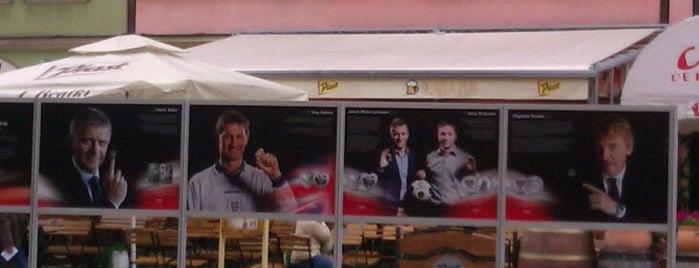 Strefa Kibica UEFA EURO 2012 / Fan Zone UEFA EURO 2012 is one of UEFA EURO 2012 Fan Zones.