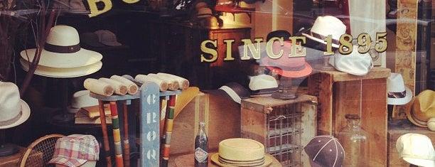 Goorin Bros. Hat Shop is one of Hat Shops.