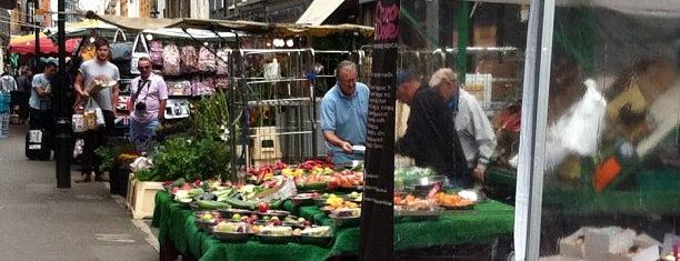 Berwick Street Market is one of #OURLDN - W1.