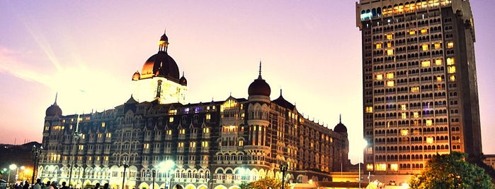 Taj Mahal Palace & Tower is one of city of dreams.