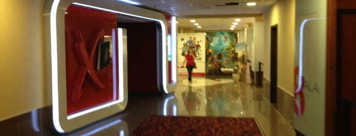 Cinemark is one of ~urban conceitual~.