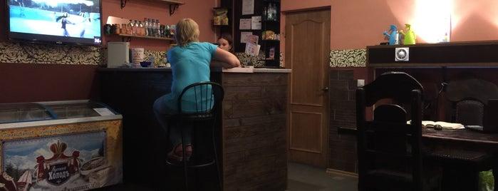 Кафе «Ложка» is one of Съедобные места Серпухова.