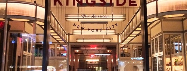 Kingside is one of NYC ONCE AGAIN.