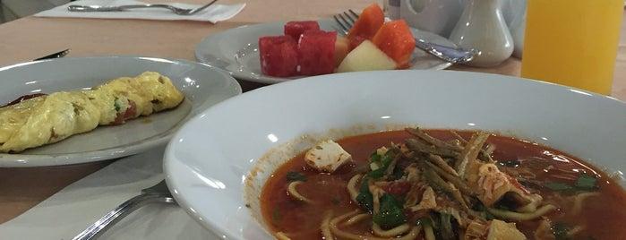Jupiter Cafe Residence Hotel is one of My Favorite Food.
