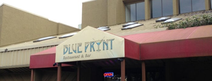 Blue Prynt Restaurant is one of Sacramento Bee recommendations.
