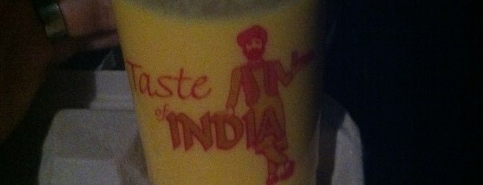 Taste of India is one of PGH to do.