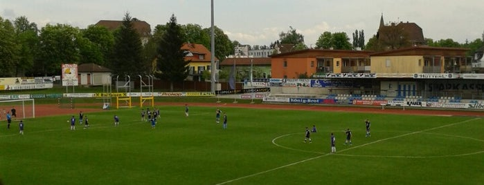 Stadion Hartberg is one of Events To Visit....