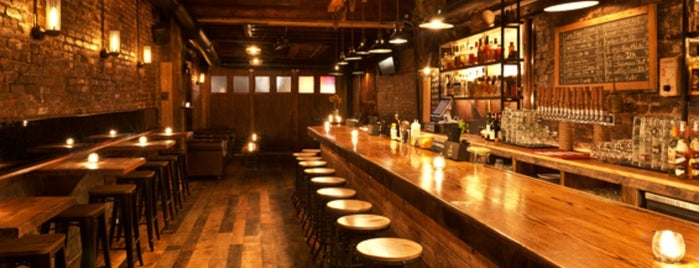 The Roost is one of The 15 Best Places That Are Good for Singles in New York City.