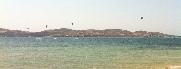Paros Kite Pro Center is one of Paros Top.