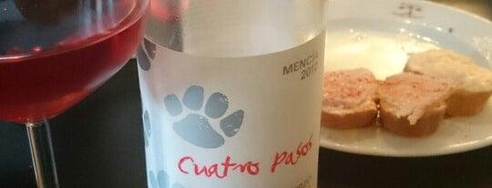 LADEHESA  tapería · jamonería is one of Comemos en #Vigo.