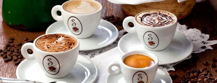 Sá Rosa Café is one of Hotspots WIFI Poços de Caldas.