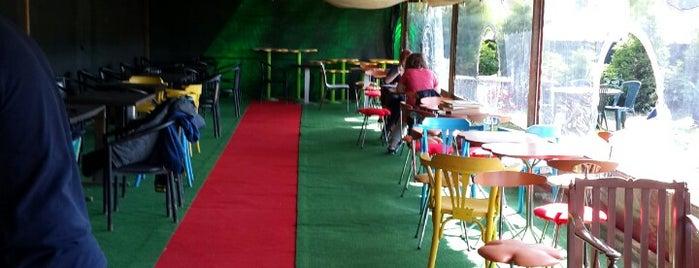 Bristot Cafe is one of aylakfare.