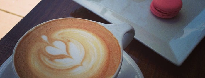 Method: Caffeination & Fare is one of World Coffee Places.