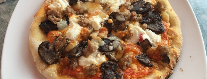 Rockstone Pizzeria & Pub is one of Places to eat in Indy.