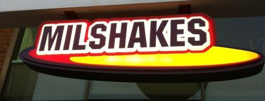 MilShakes is one of Cafet./Padarias/Sorveterias.