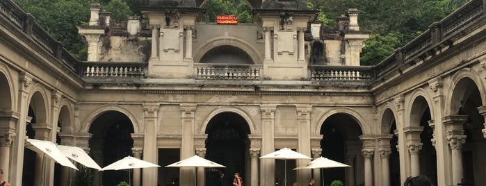 Parque Lage is one of Travel Guide to Rio de Janeiro.