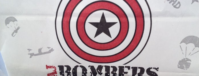 AJ Bombers is one of MKE Downtown.