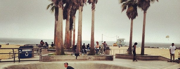 Venice Beach Skate Park is one of Sport Spots.
