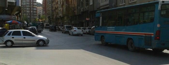 Sarper Caddesi is one of Eskişehir'deki Caddeler.