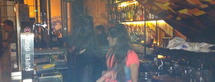 Rua - Tapas & Music Bar is one of Sítios a ir.