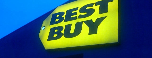 Best Buy is one of Kitchener.