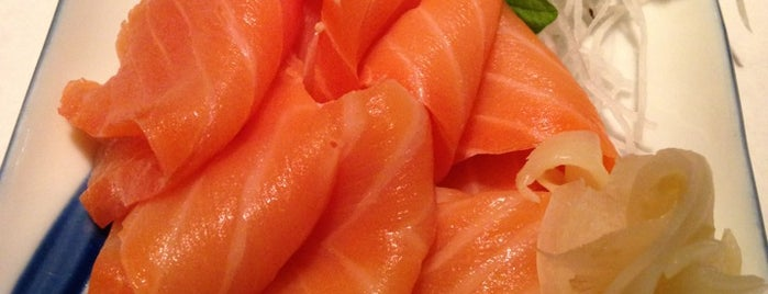 SUSHiNOBO is one of Must-visit Food in Smyrna.
