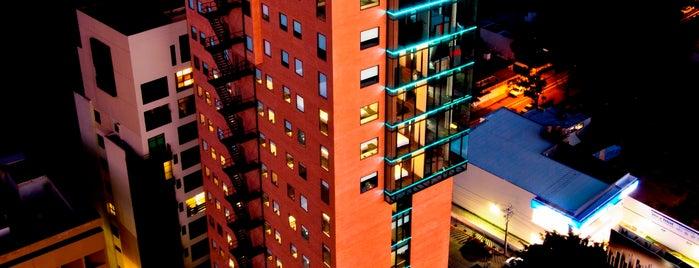 Aloft Guadalajara is one of Hoteles.