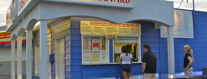 Luv-It Frozen Custard is one of For Las Vegas in June.