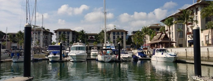 Royal Phuket Marina is one of Phuket.