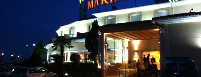 Hostal Restaurante Marino is one of Favoritos.
