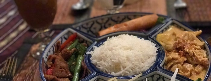 Baan Thai Restaurant is one of Kanata.