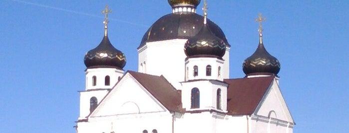 Сморгонь is one of Города Беларуси.